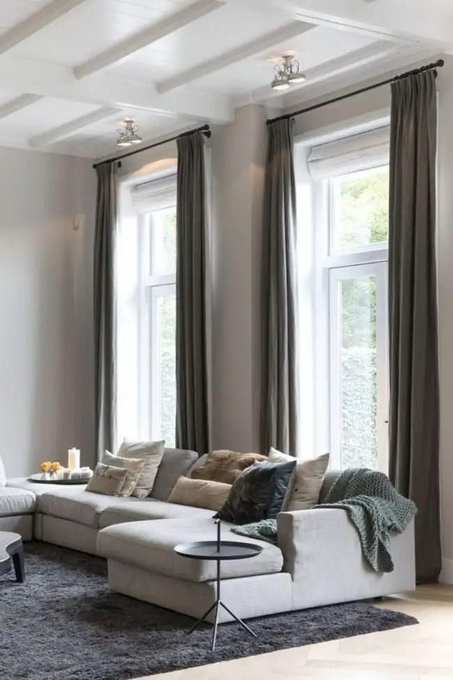 Cómo escoger las mejores cortinas para el salón ... on Tendencias Cortinas Salon 2020  id=75999