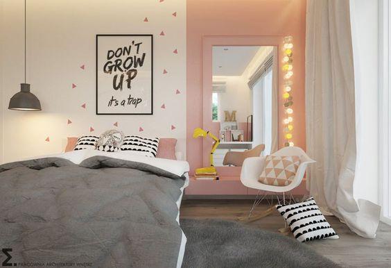 Como Decorar Dormitorios Juveniles Estilo Y Decoracion - Como-decorar-habitaciones-juveniles