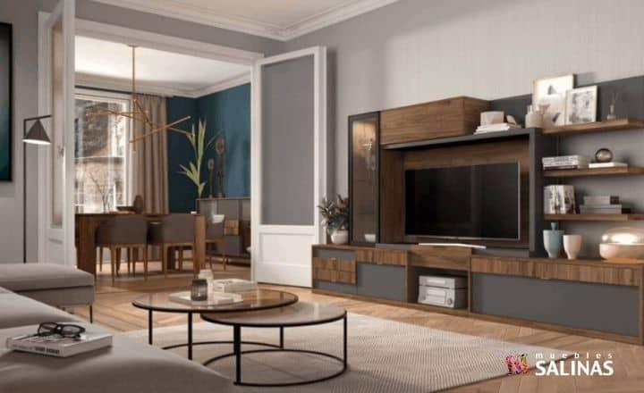 idea decoracion muebles salon