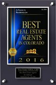 2016 Best Agent CO Estin w name 96res 115w