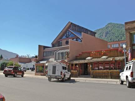 Downtown Aspen Redevelopment Plan for Little Annie's Site Submitted, ADN Image