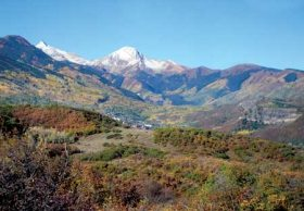 Pitkin County Buys the Droste Family Land as Public Open Space, ADN Image
