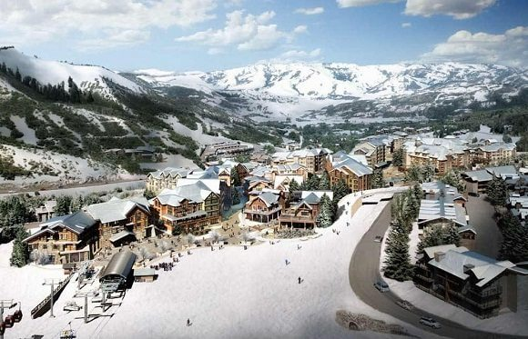 Four Banks to Sell Snowmass Base Village $400M Debt Nov. 16th, ADN Image