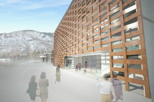 Aspen Art Museum Construction to Begin Early 2012, ADN Image