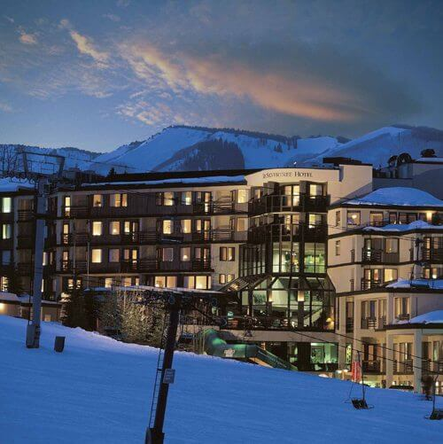 Snowmass Council Passes Noise Regs for Westin Construction, ADN Image