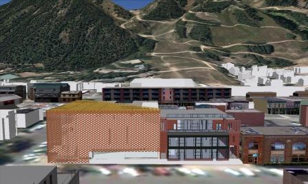 Construction activity on uptick in Aspen, AT Image