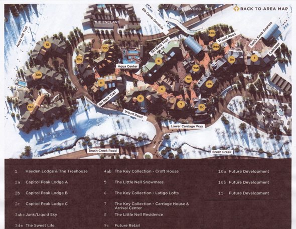 Three Article Series on Snowmass Base Village Project History & Future, ABJ Image