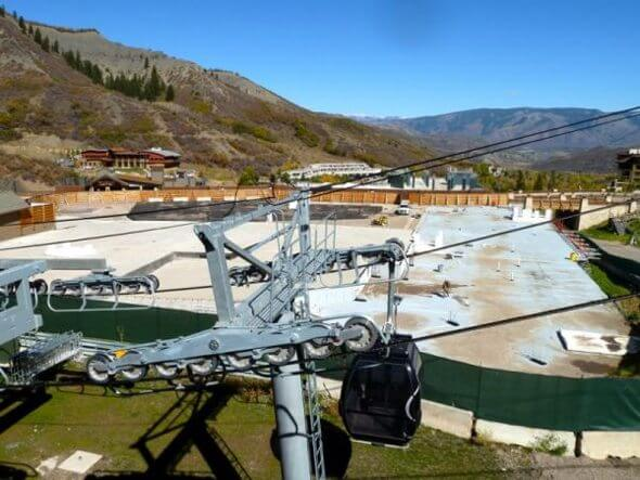 Slow SMV Real Estate Sales Squeeze Snowmass Village's Coffers, ADN Image