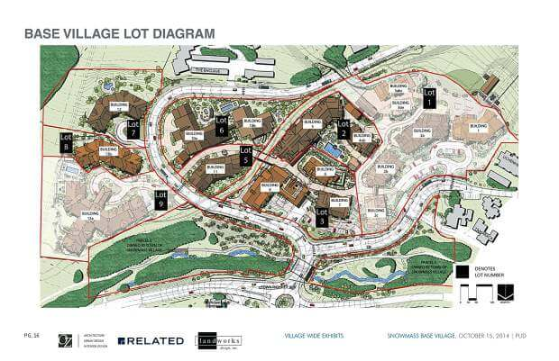 Related Proposes Changes to Snowmass Base Village Development Plan, AT Image