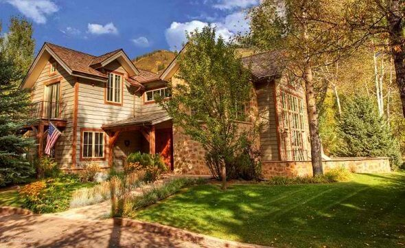 October 11 – 18, 2015  Estin Report: Last Week's Aspen Snowmass Real Estate Sales   &   Stats: Closed (10) + Under Contract / Pending (18) Image