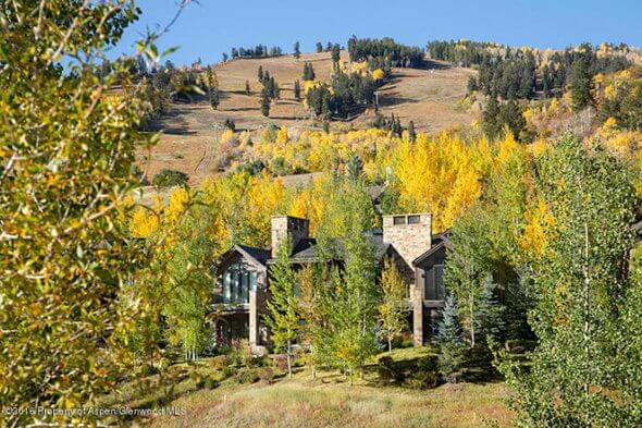 Aspen's Maroon Creek Club Home on 1/3 Acre Built 2006 Closes at $10.7M/$1,238 Sq Ft Image