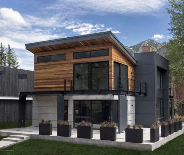 2017 Built Aspen West End Contemporary Sells at $12.4M/$2,279 Sq Ft Image