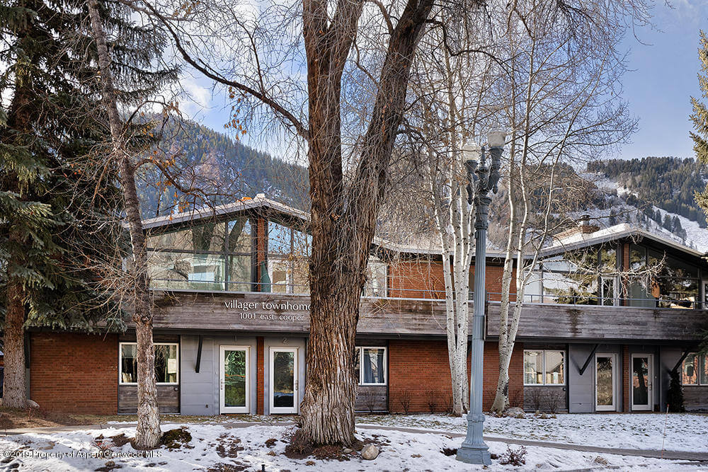 Villager Townhome at 1001 E Cooper Ave Unit 1, Aspen, CO Thumbnail