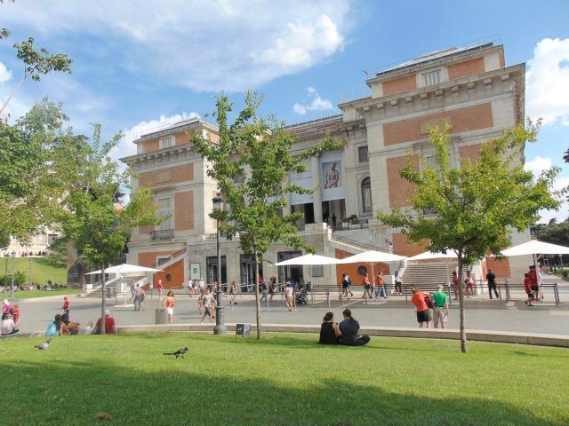 Museu do Prado, uma das atrações imperdíveis que têm horário com entrada gratuita