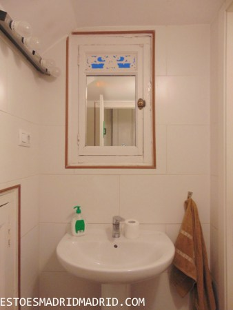 Banheiros limpos