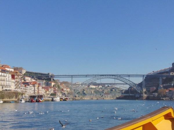 Navegando pelo Rio Douro