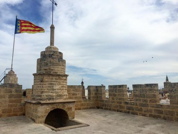 valencia bandeira