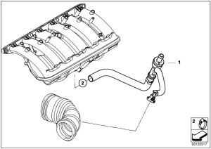 Engine Manifold Vacuum Wiper Diagram  Best Place to Find
