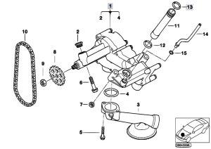 Original Parts for E53 X5 46is M62 SAV  Engine