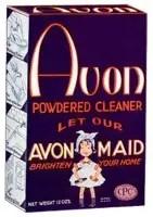 Limpiador en polvo Avon