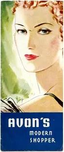 Catálogo Avon 1933