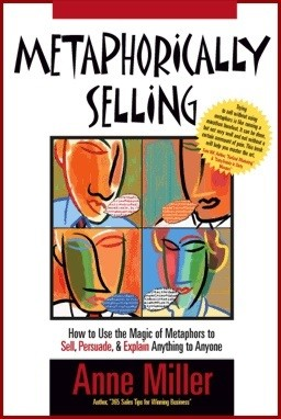 Anne Miller - Metaphorically selling