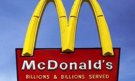 Marca McDonald's