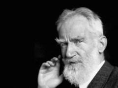 Grandeza de un hombre - Frases de George Bernard Shaw