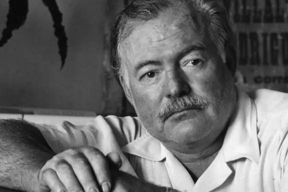 Frases de Ernest Hemingway - Aprender a Callar