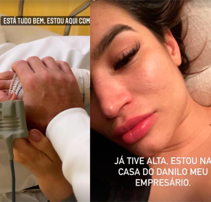 Ex-A Fazenda, Raissa Barbosa passa a madrugada no hospital após crise de  choro: -Não aguento fingir - Estrelando