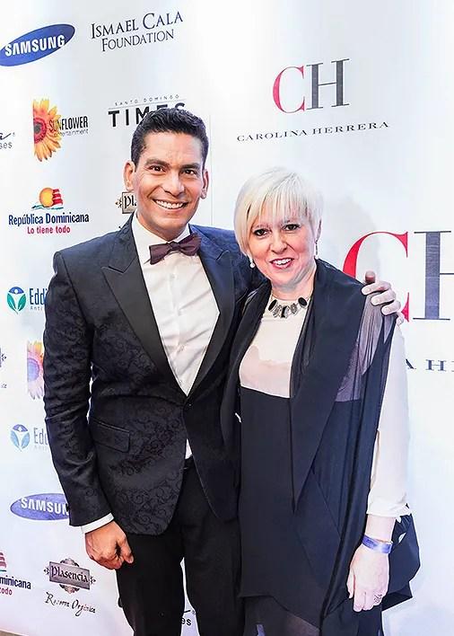Ismael Cala y Estrella Flores-Carretero