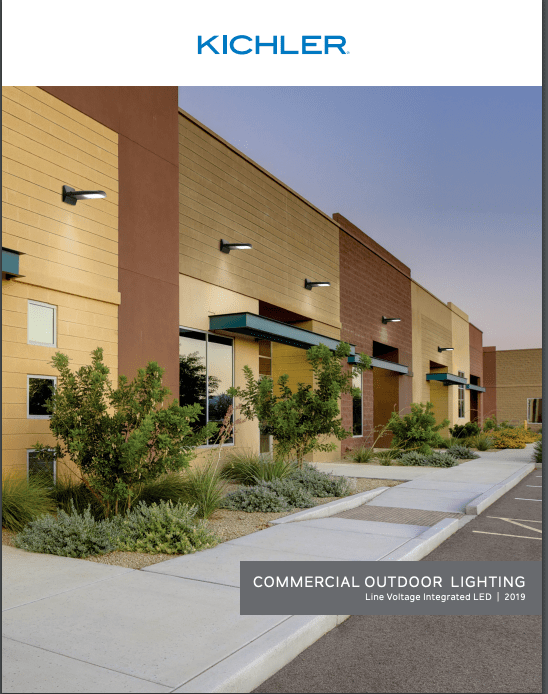 commercial outdoor led lighting by