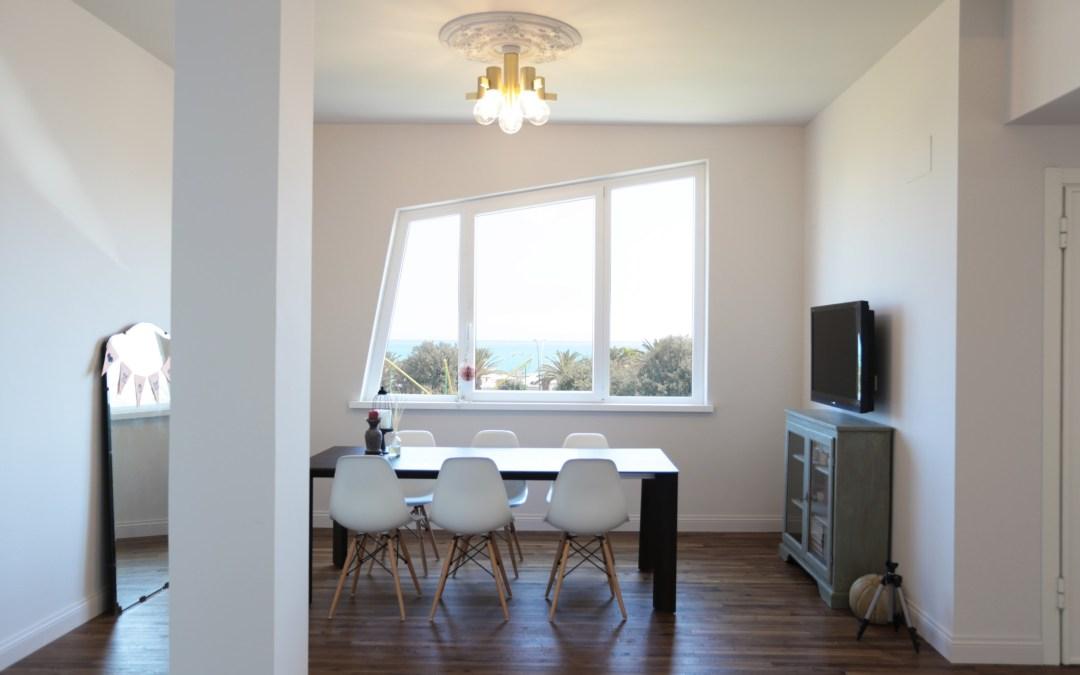 Fuori squadro sul mare – restoration apartment
