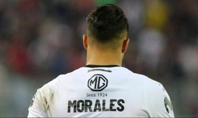 Iván Morales está de luto