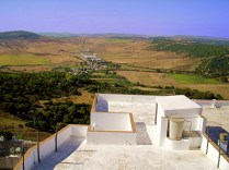 Views from the Vejer hillside