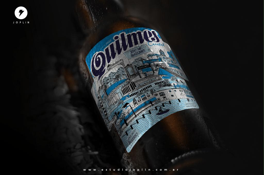 Estudio Joplin Diseño Quilmes