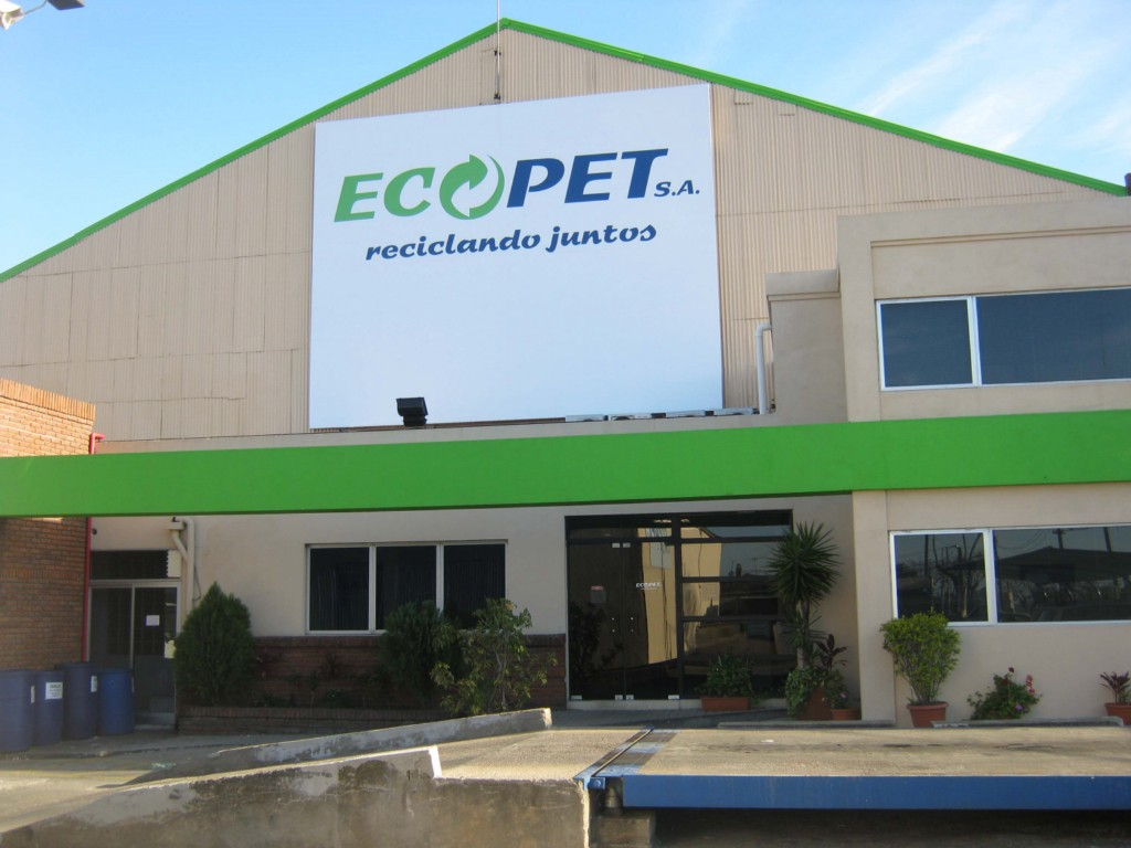 F brica de reciclaje de pet ecopet s a estudio for Fabrica de placares en montevideo