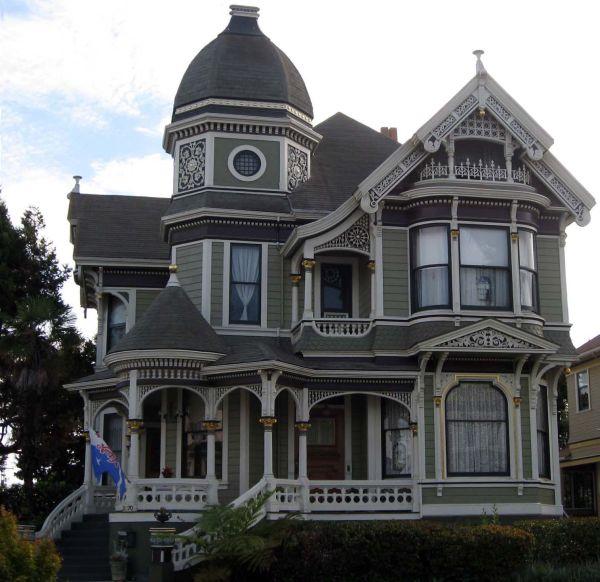 Pistas Para Identificar Una Casa Victoriana Estudio