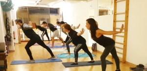 Pilates Mat (Respiración y Tai Chi)