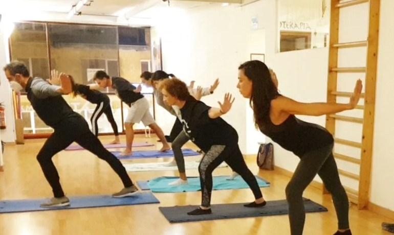 Pilates Mat, Respiración y Tai Chi