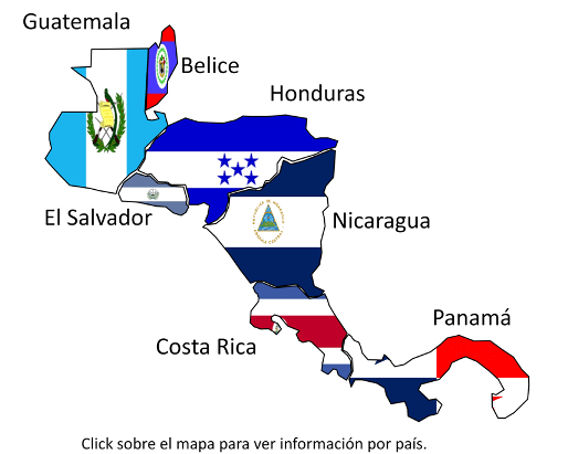Resultado de imagen para historia de centroamerica