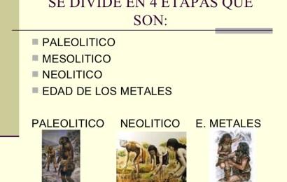 Período historico de la Edad de Piedra -parte 2
