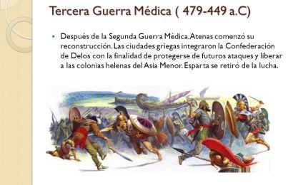 Tercera Guerra Médica