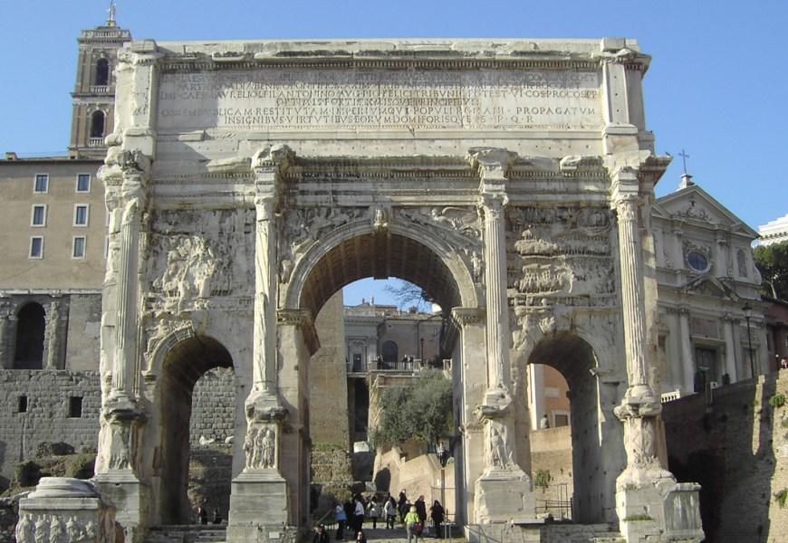 Estudios Sociales -Arquitectura en la antigua Roma -2