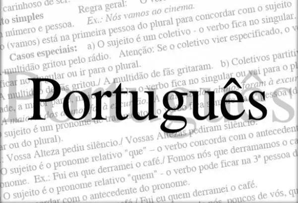 Resultado de imagem para língua portuguesa