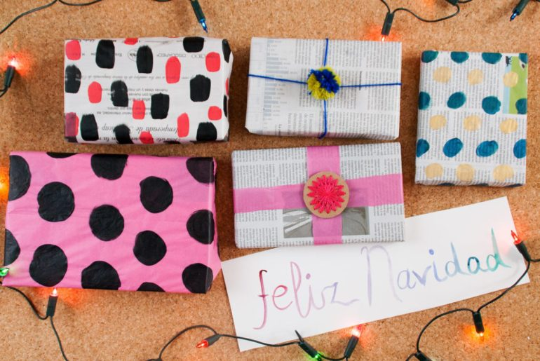 Empaquetado creativo y sostenible esturirafi - Empaquetado de regalos ...