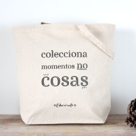 bolsa colecciona momentos