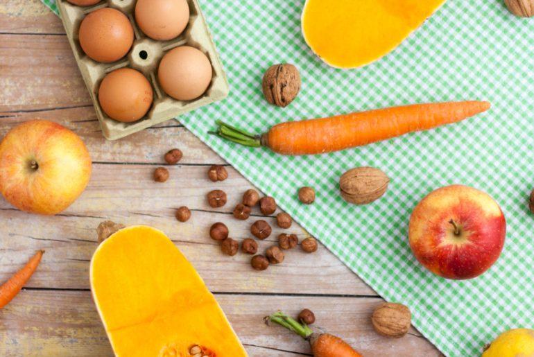 Consejos para llevar una alimentación sostenible y saludable