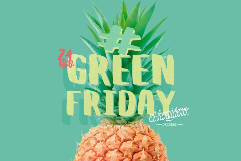 ¡Nos unimos al GreenFriday! Oferta exclusiva tienda online