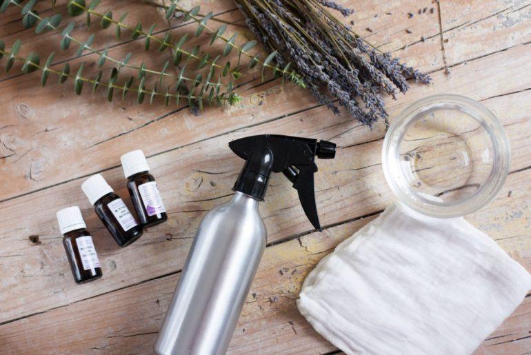 Cómo hacer un limpiador multiusos casero ecológico